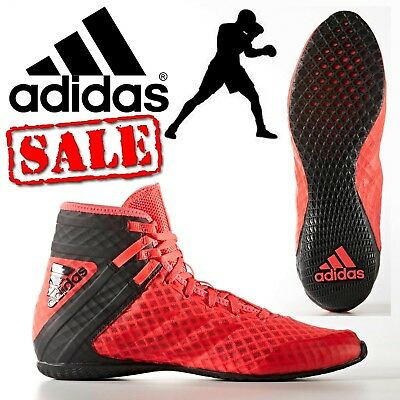 adidas Speedex 16.1 Mens Boxing Boots Pro Sports Light Weight Trainers CLEARANCE