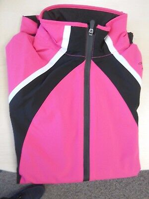 Brand New Ladies Pro Quip Proflex   Waterproof Jacket (Size S 10 - 12) With Tags