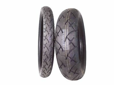 Full Bore 80/90-21 Front 170/80-15 Rear Set Tour King  Cruisers Motorcycle Tires