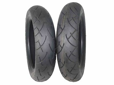 Full Bore 130/90-16 Front 150/90-15 Rear Set Tour King Cruisers Motorcycle Tires