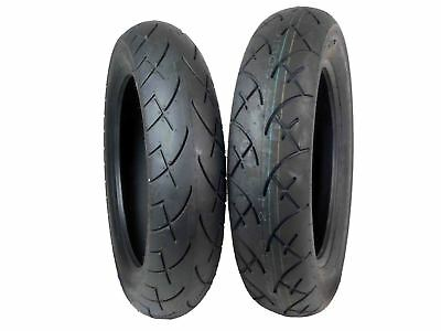 Full Bore 130/90-16 Front 170/80-15 Rear Set Tour King Cruisers Motorcycle Tire