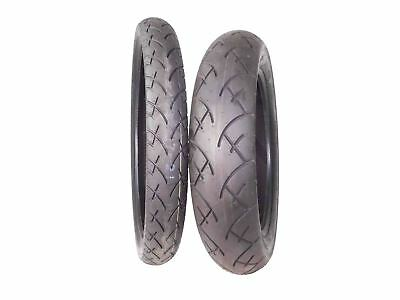 Full Bore 80/90-21 Front 130/90-16 Rear Set Tour King Cruisers Motorcycle Tires