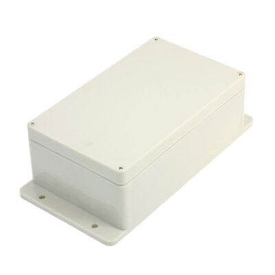 200mmx120mmx75mm Waterproof Plastic Enclosure Case Power Junction Box WS O3F9