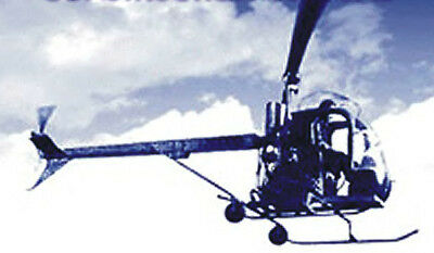 Helicopter AEROS building itself,Plans