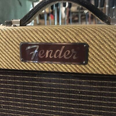 Fender Bronco Amplifier 15w Made In USA