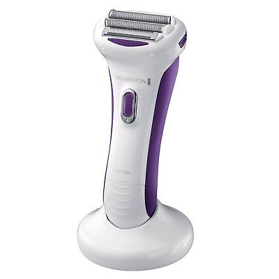 Remington WDF5030 Ladies Wet/Dry Cordless Rechargeable Silky Smooth Shaver New