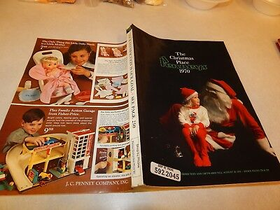 1970  Penney's  Christmas Catalog-J.c. Penney-The Christmas Place