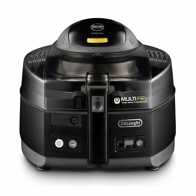 Delonghi FH1163/1 Classic Multicooker 1400W Low Oil Multifry Fryer Cooker New