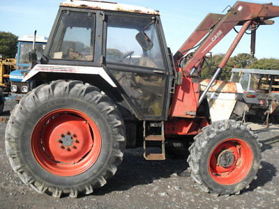 David Brown 1394 4WD & DB Power Loader - BREAKING FOR SPARES
