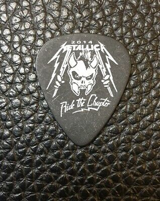 Guitar Pick - Metallica