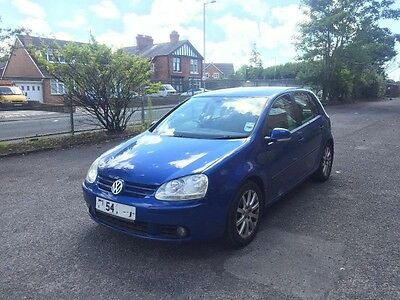 2004 VOLKSWAGEN GOLF GT TDI 5 DOOR 2.0 litre 140 hp model