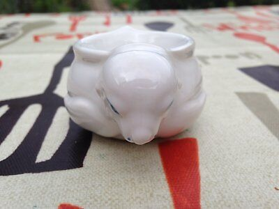 "Fab Original Vintage Retro ""Seal"" Ceramic Egg Cup"