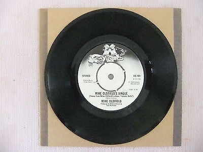 Mike Oldfield - Mike Oldfields Single - 45rpm vinyl record