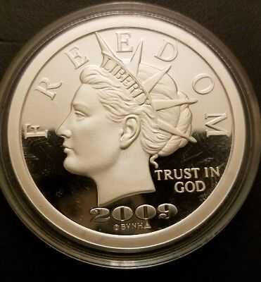 2009 Norfed 1 Oz Sillver 999 Proof