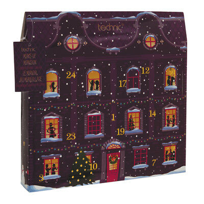 Technic Mansion/house Cosmetic Christmas Advent Calendar