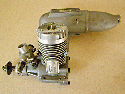 Mutunuc 65 RC Model Glow Engine - Collectable - Vintage - Rare