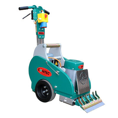 BULL 2, 350mm Heavy Duty Floor Stripper with Chisel attachmet - MADE IN GERMANY