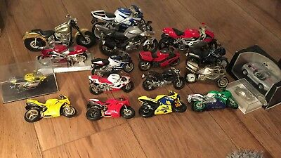 Job Lot Motorbike Collectable