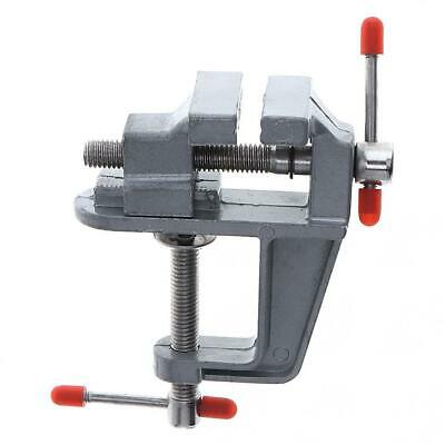 DIY Mini Jaw Bench Clamp Drill Press Vice Micro Clip for Clamping Table