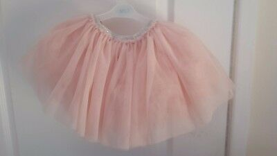 Next Pink Tutu Skirt 12-18 Months. Ex condition - used once