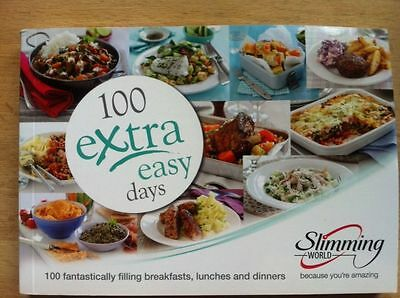 Slimming World's 100 Extra Easy Days - 300 Great Food Optimising Meal Ideas