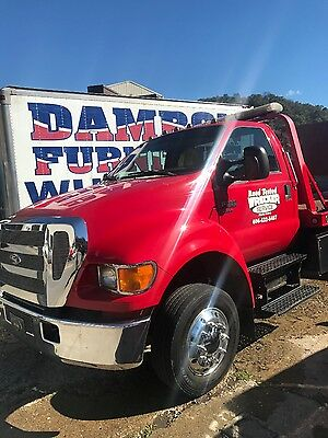 2007 ford f650 rollback 145000 miles