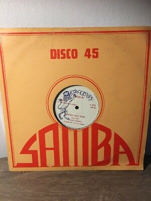 """Tony Tuff - Things And Time, Time Dub BR009 Vinyl 12"""""""