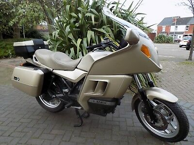 Bmw K100Lt 1987 Classic Original New Mot Good Runner