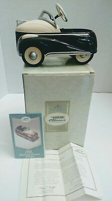 Hallmark Kiddie Car Classics 1939 STEELCRAFT LINCOLN ZEPHYR-QHG9015