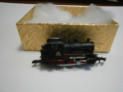 Z Scale Marklin Steam Engine 89 2004 lightly used 0-6-0  USED