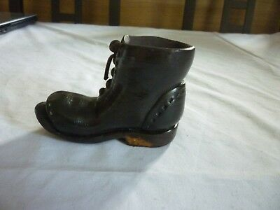 Tony Pottery Boot  Height 2.5 Inches