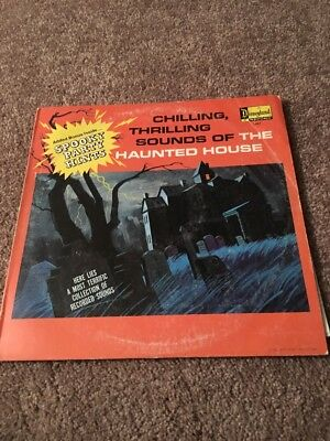Halloween, Chilling Thrilling Sounds Of The Haunted House, Disneyland Records