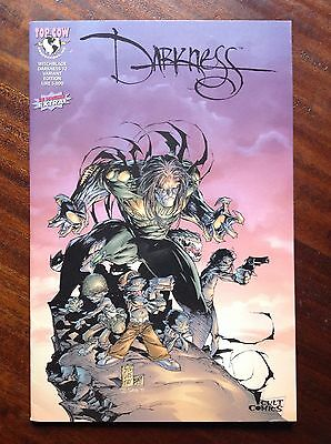 DARKNESS (Witchblade Darkness # 12 Variant Edition) - Cult Comics / Panini