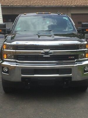 2016 Chevrolet Other Pickups  2016 Chevrolet Silverado 2500HD LT Z71 Off Road Package/Stainless V Plow