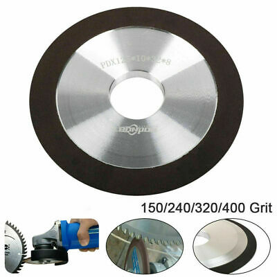 5 Inch Diamond Grinding Wheel Circles For Milling Cutter Tool Grinder 150-400#