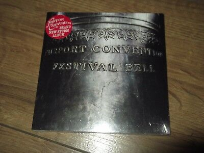 Fairport Convention / Festival Bell CD Digipak Sealed.