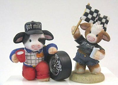 Mrs, Mary Moo moos  Got milk Exclusive figurine