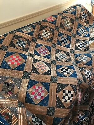 Early Old Large Quilt
