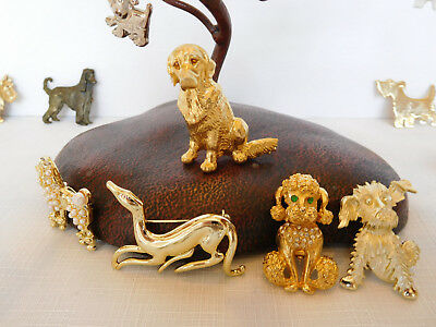 All about the DOGS, Pins, Necklaces, Earrings, Cute, Vtg. to New