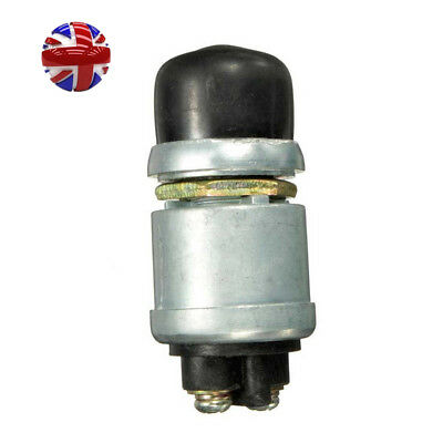 Momentary Car Boat Horn Button Push Switch Engine Start Heavy Duty 12V 20A UK