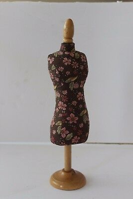 Dressform Pin Cushion 13 inches Tall - Lovely Gift