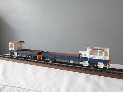 O Gauge Kit / Scratch Built Pair of Network Rail Maintainance Locos