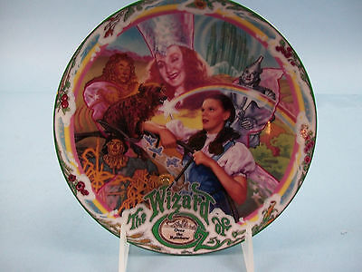 """Knowles Musical Moments Wizard of Oz """"Over the Rainbow"""" 1993 #3488G"""