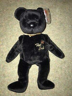 Ty Beanie Babies - The End