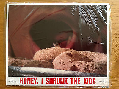 Honey, I Shrunk the Kids LOBBY CARDS x 8 FOH Stills US Sealed Pack