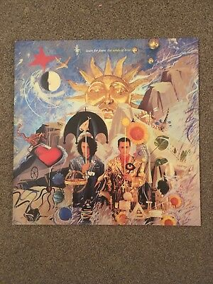 Tears For Fears - The Seeds Of Love Vinyl LP