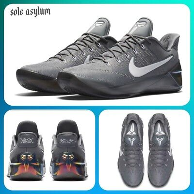 "NIKE KOBE A.D. ""COOL GREY"" size 8.5uk/43eur (852425-010)"