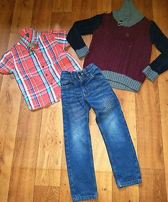 Small  boys  bundle - AGE 5-6 years Next M&Co