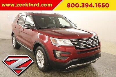 2016 Ford Explorer XLT 2.3L I4 16V Turbo Automatic FWD