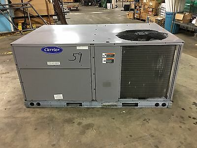 Carrier 4 Ton Package Rooftop HVAC Unit  New Old Stock 48TFD005A611 460-3